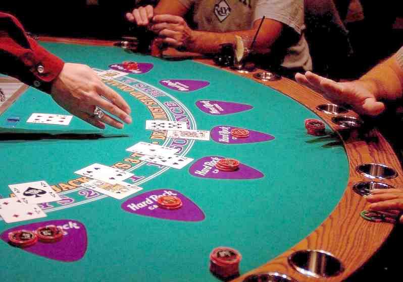 Online casino Blackjack play